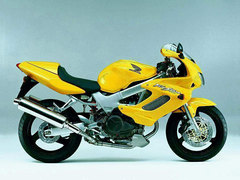 Photo of a 2002 Honda VTR 1000 F