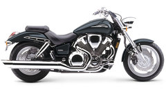 Photo of a 2009 Honda VTX 1800