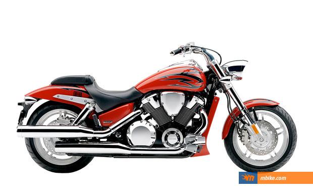 2008 Honda VTX 1800 F