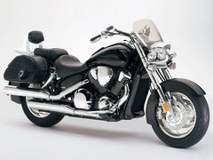Photo of a 2003 Honda VTX 1800 N