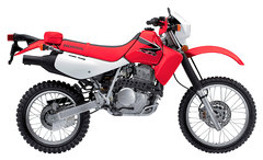 Photo of a 2008 Honda XR 650L