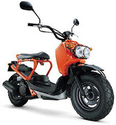 Photo of a 2002 Honda Zoomer