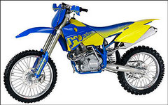 Photo of a 2002 Husaberg FC 470 / 6