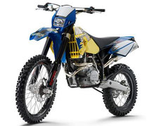 Photo of a 2008 Husaberg FE 650 E