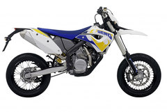 Photo of a 2010 Husaberg FS 570 Supermoto