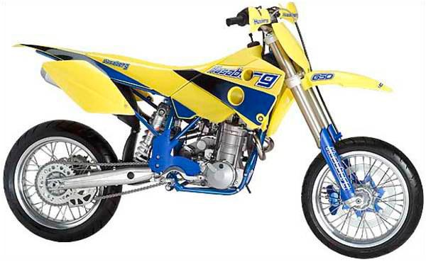 2002 Husaberg FS 650 C