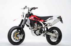 Photo of a 2010 Husqvarna SM 450 R