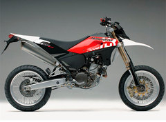 Photo of a 2009 Husqvarna SM 610