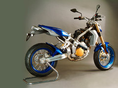 Photo of a 2007 Husqvarna STR 650 CRC