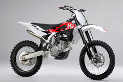Photo of a 2009 Husqvarna TC 250