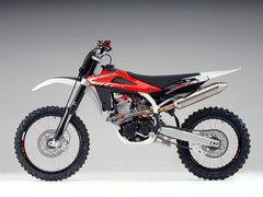 Photo of a 2008 Husqvarna TC 450