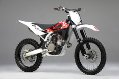 Photo of a 2009 Husqvarna TC 450