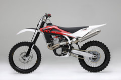 Photo of a 2010 Husqvarna TC 450