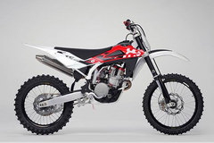 Photo of a 2009 Husqvarna TC 510