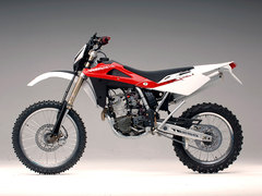 Photo of a 2008 Husqvarna TE 250