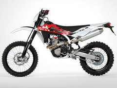 Photo of a 2009 Husqvarna TE 250
