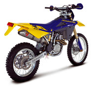 Photo of a 2005 Husqvarna TE 450