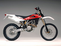 Photo of a 2007 Husqvarna TE 450