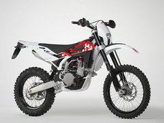 Photo of a 2009 Husqvarna TE 450
