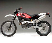 Photo of a 2008 Husqvarna TE 610