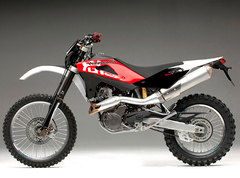 Photo of a 2009 Husqvarna TE 610