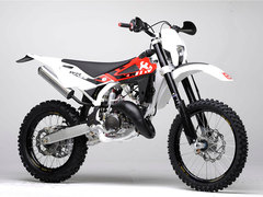 Photo of a 2009 Husqvarna WR 125