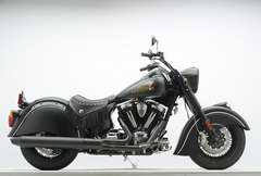 Photo of a 2010 Indian Chief Dark Horse