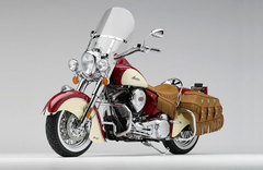 Photo of a 2009 Indian Chief Vintage