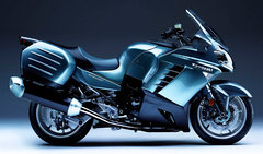 2009 Kawasaki Concours 14 / 1400 GTR