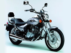 Photo of a 2005 Kawasaki EL 125 Eliminator