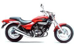 2008 Kawasaki EL 125 Eliminator