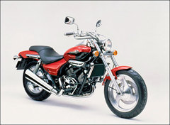 Photo of a 2008 Kawasaki EL 125 Eliminator