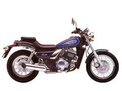 1989 Kawasaki EL 250