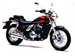 1990 Kawasaki EL 250