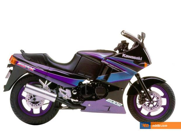 1995 Kawasaki GPX 600 R