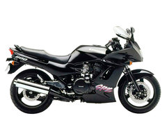 Photo of a 1996 Kawasaki GPZ 1100