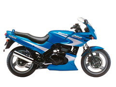 Photo of a 2000 Kawasaki GPZ 500 S