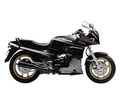 Photo of a 1993 Kawasaki GPZ 900 R
