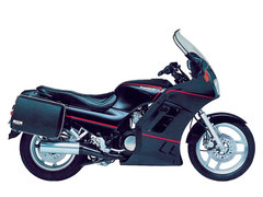Photo of a 1991 Kawasaki GTR 1000