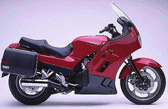 Photo of a 2001 Kawasaki GTR 1000