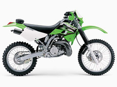 Photo of a 2002 Kawasaki KDX 200
