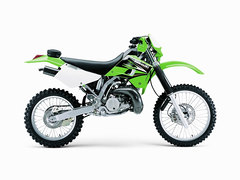 Photo of a 2004 Kawasaki KDX 200