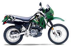 Photo of a 2003 Kawasaki KLR 650