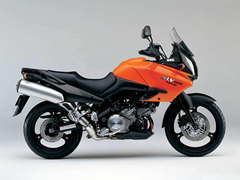 2004 Kawasaki KLV 1000