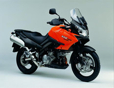 Photo of a 2005 Kawasaki KLV 1000