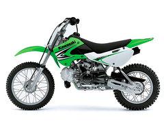 2008 Kawasaki KLX 110