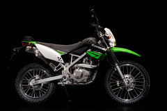Photo of a 2010 Kawasaki KLX 125