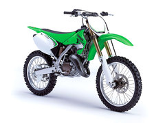 Photo of a 2008 Kawasaki KX 125