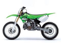 2008 Kawasaki KX 250