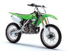 Photo of a 2008 Kawasaki KX 250